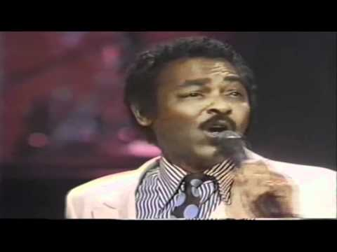 Chuck Jackson - Any Day Now (LIVE) HD