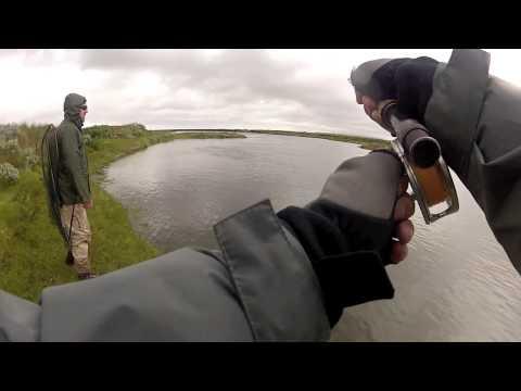 Im Land der Wikinger (Fliegenfischen in Island)
