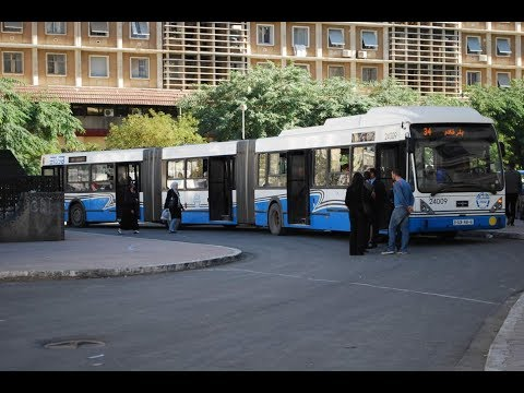 Algeria Transport Buses & Autocars ♥ الجزائر نقل الحافلات