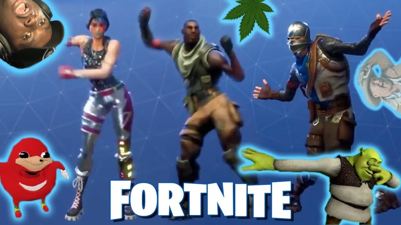 fortnite dance meme