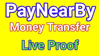 How to Become PayNearBy Retailer Money Transfer Live Proof Full HD