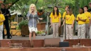 Dolly Parton Celebrates 25 Years of DOLLYWOOD with Miley Cyrus & Billy Ray Cyrus  (2010)
