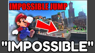 "Doing ""Impossible"" Mario Odyssey Challenges from 2017"