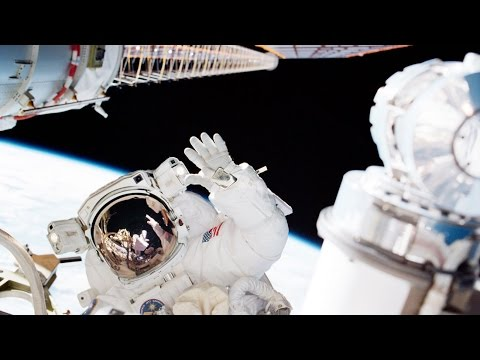 Rocket into space with MIT professor and astronaut Jeff Hoffman