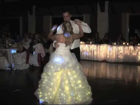BRIDES SURPRISE LIGHT UP WEDDING DRESS YouTube - Light Wedding Dress