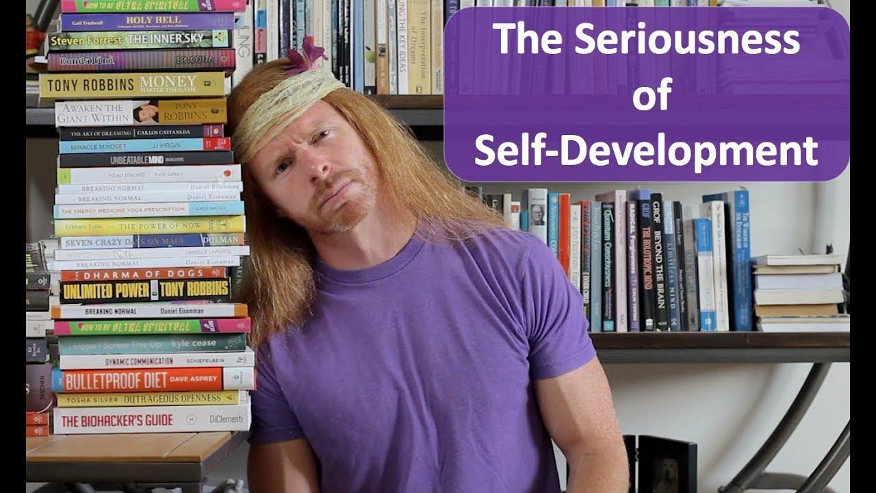 66bfbb26aa7f8 Seriousness of Self-Development - Ultra Spiritual Life episode 77 ...