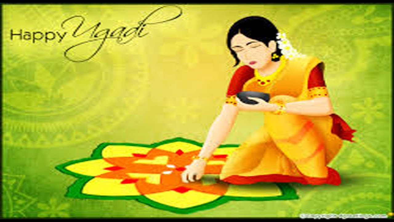 Happy ugadi 2016 best ugadi wishes greetings images whatsapp happy ugadi 2016 best ugadi wishes greetings images whatsapp video download quotes on ugadi youtube kristyandbryce Images