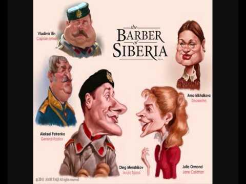 Barber of Siberia Main Theme