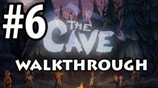 The Cave - Walkthrough Part 6 - Tape Recorder [No Commentary] [HD PC]