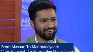 Vicky Kaushal at #WeTheWomen: On Manmarziyaan, Masculinity, MeToo and more. The Man of the Moment