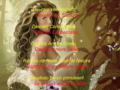 Moonspell - Ataegina