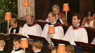 Saint Paul Cathedral Choir:  The Lord Bless You and Keep You