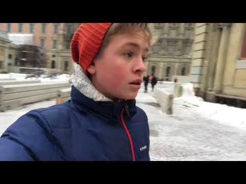 Jag är i Stockholm?!!?