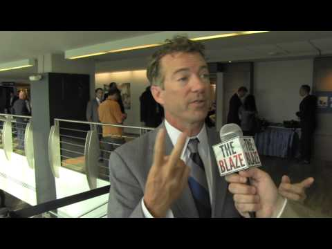 TheBlaze's Glenn Hall Interviews Rand Paul