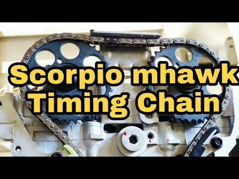 mahindra scorpio timing chain timing chain diagram youtube rh youtube com mahindra maxximo engine diagram mahindra tractor engine diagram