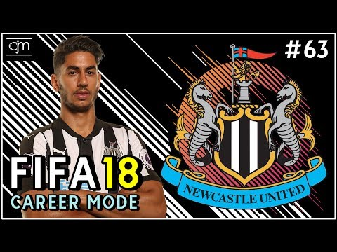 FIFA 18 Newcastle Career Mode: Left-Back Asal Saudi Arabia Resmi Bergabung #63