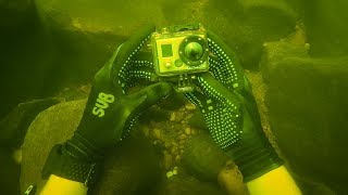 Lost GoPro Found After 6 Years Underwater! (Returned to Owner)