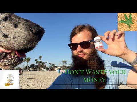 DO NOT BUY: Marijuana Capsule Review: Goldcaps THC 250 mg