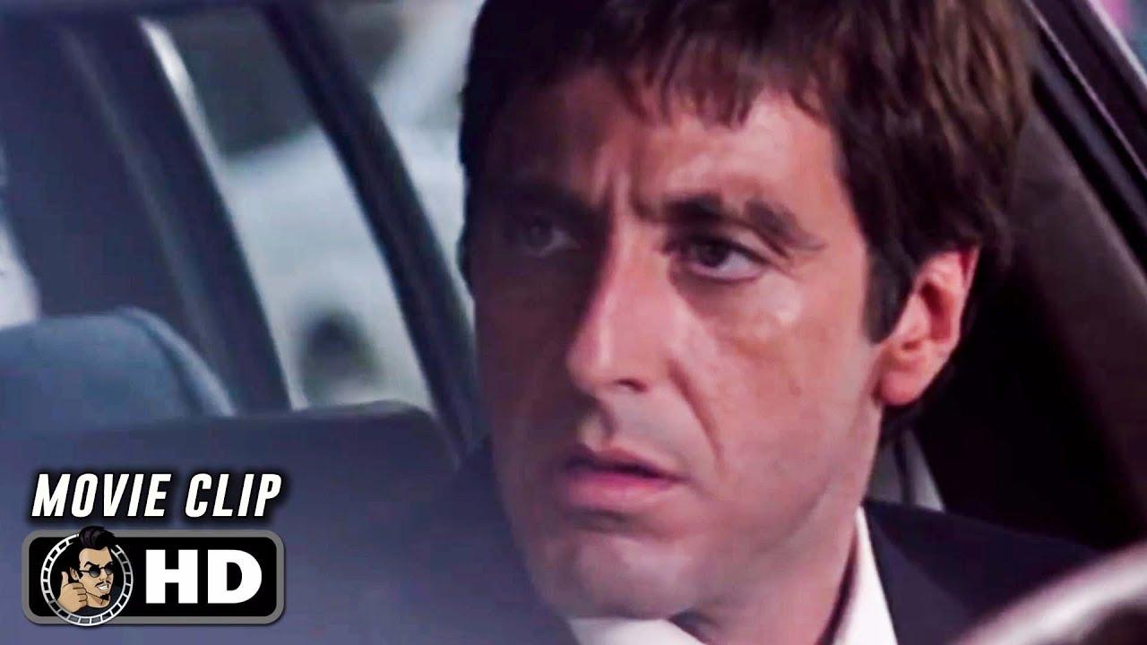 """SCARFACE Clip - """"No Kids"""" (1983) Al Pacino"""