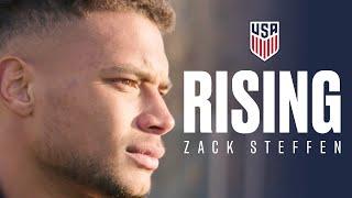 RISING: Zack Steffen