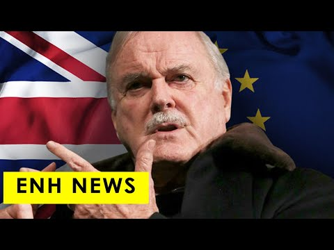 'Eurocrats look after THEMSELVES' John Cleese savages Brussels and praises Brexit vote