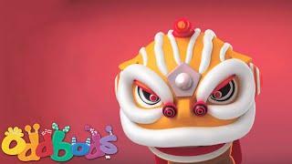 Oddbods | Happy Chinese New Year!