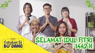 Catatan Si BU'JANG The Series - IDUL FITRI GREETINGS [Shimizu Indonesia]
