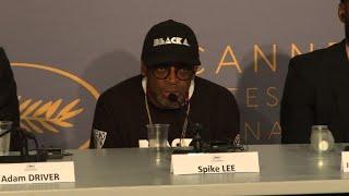 Cannes: Spike Lee de retour 27 ans après avec un film-pamphlet