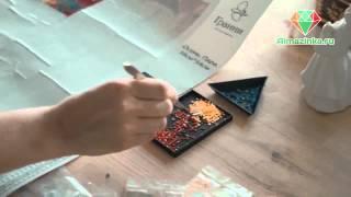 Наборы алмазной мозаики «Гранни»(Промо-видео производителя наборов алмазной вышивки — компании «Гранни». Выбрать и заказать такой набор..., 2015-09-21T11:06:55.000Z)
