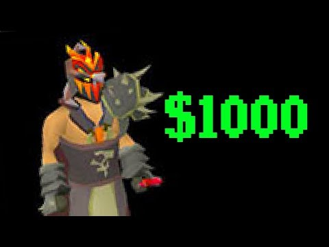 How Much Is A RuneScape Account Worth? (OSRS)