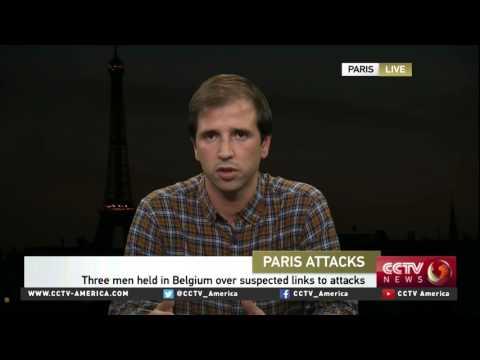 Nuno Pinto on the Paris attacks