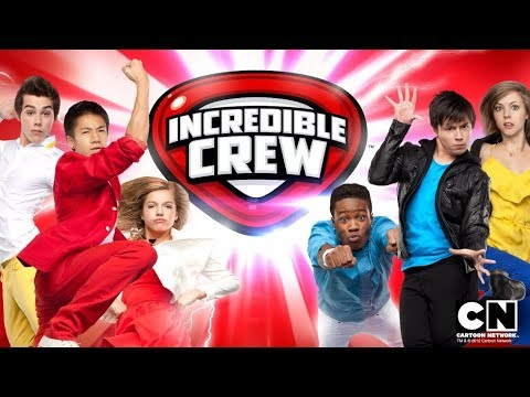 Incredible CrewS01E01  Lunch Boxing