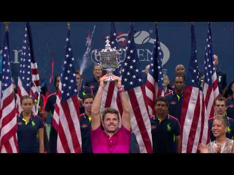 50 for 50: Stan Wawrinka, 2016 US Open Tennis Men's Singles Champion