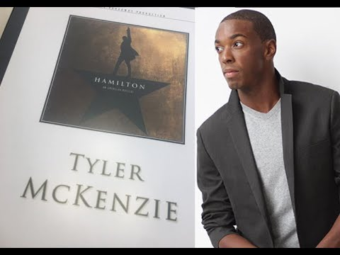 Hamilton on Broadway Plays It Forward with NCTC: Tyler McKenzie