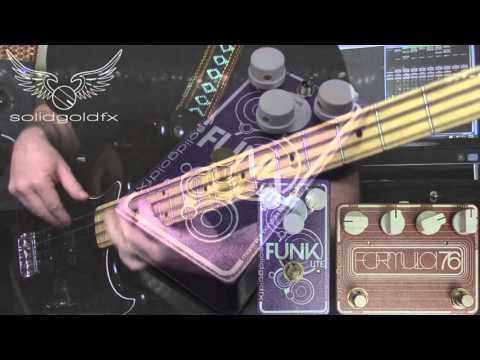 SolidGoldFX Funklite Bass Demo Feat. Ben Wright