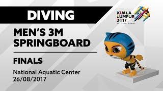Download Video KL2017 29th SEA Games | Diving - Men's 3m Springboard FINALS | 26/08/2017 MP3 3GP MP4