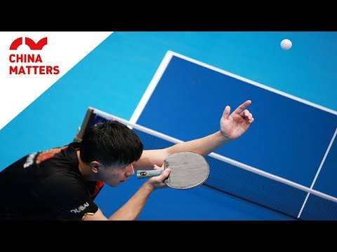 Is ping pong the most popular sport in China?