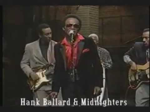 Hank Ballard & Midnighters--Work With Me Annie
