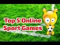 Top 5 Online Sport Games - YEPI