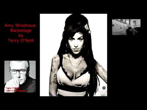 Terry O'Neill talks about the Amy Winehouse  print