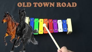 LIL NAS X - OLD TOWN ROAD BUT I PLAYED IT ON A 1$ XYLOPHONE