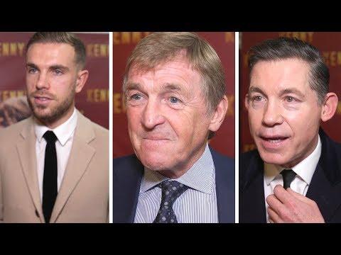 Interviews At The Kenny Dalglish Film Premiere