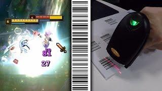 LoL mit Barcode Scanner spielen   edit. Gameplay [Deutsch]