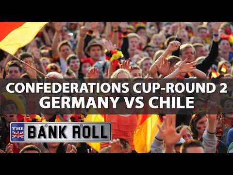 Germany vs Chile 22.06.17 | Confederations Cup | Match Predictions