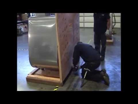 Tutorial: Uncrating the Harvest Saver