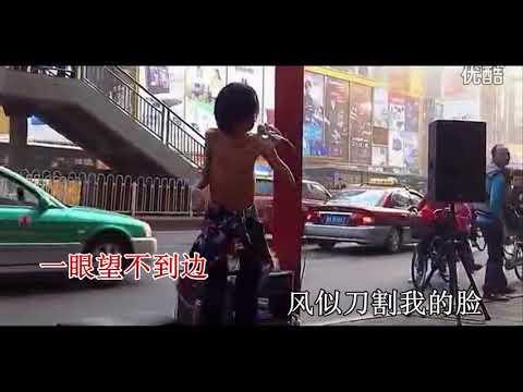 【西海情歌】广州街头歌手阿龙  Chinese Street Performer Alon