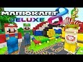 Mario Kart 8 Deluxe Race! [WHO WINS?] | Mario's Nintendo Land | Minecraft Switch [47]