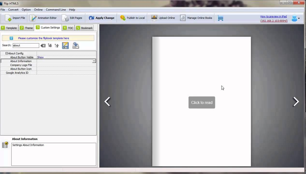 free pdf to flipbook create flip page publications from pdf online