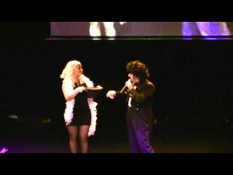 Extremos Salsa 10 Yr Anniversary - Magic By Tony Lara & 'Bachata Whisperer' Jennifer!
