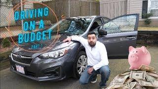 Driving on a Budget - 2019 Subaru Impreza